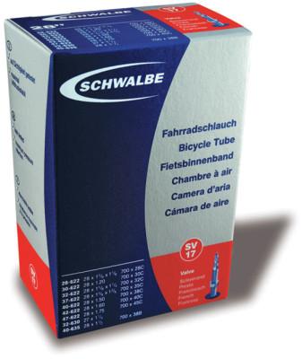 Schwalbe 24x3/4-1.1 Tube Presta SV9C