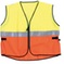 Respro  Hi-Viz Plain Waistcoat Yellow / Orange X-Large