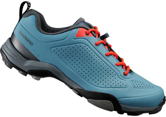 Shimano MT3 SPD shoes, blue