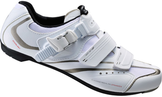 Shimano WR42 SPD-SL shoes, white