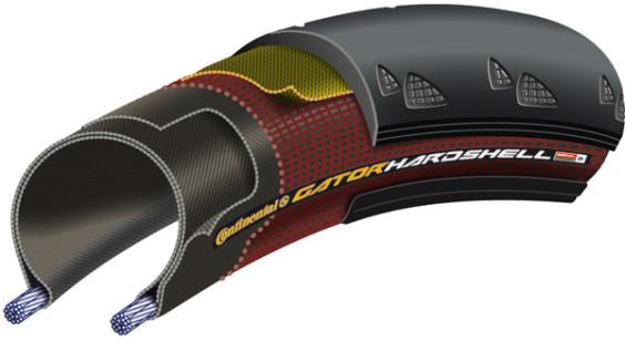 Continental Gator Hardshell DuraSkin tyre