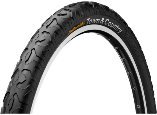 Continental Town and Country tyre