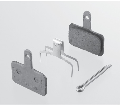 Br-m485 Resin Pad Bo1s And Spring