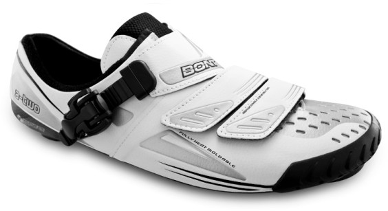 Bont A-Two White - White Standard 43