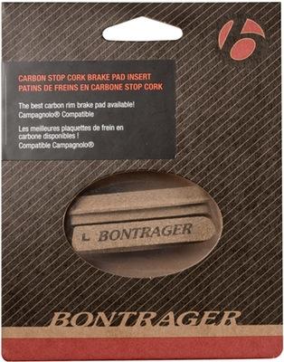 Bontrager Carbon Stop Cork Brake Pad