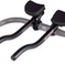 Bontrager Hbar Race Lite Aero Clip-On S Bend Black
