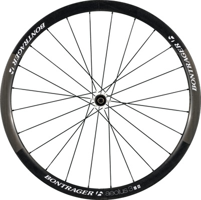Bontrager Aeolus 3 D3 Tubular Road Wheel