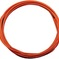 Housing Bontrager Derailluer 4Mmx25Ft Roll Orange