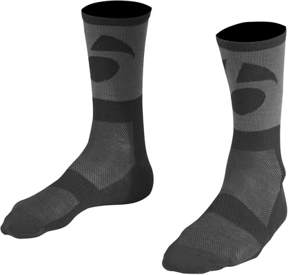 "Bontrager Race Wool 7"" Cuff Cycling Sock"