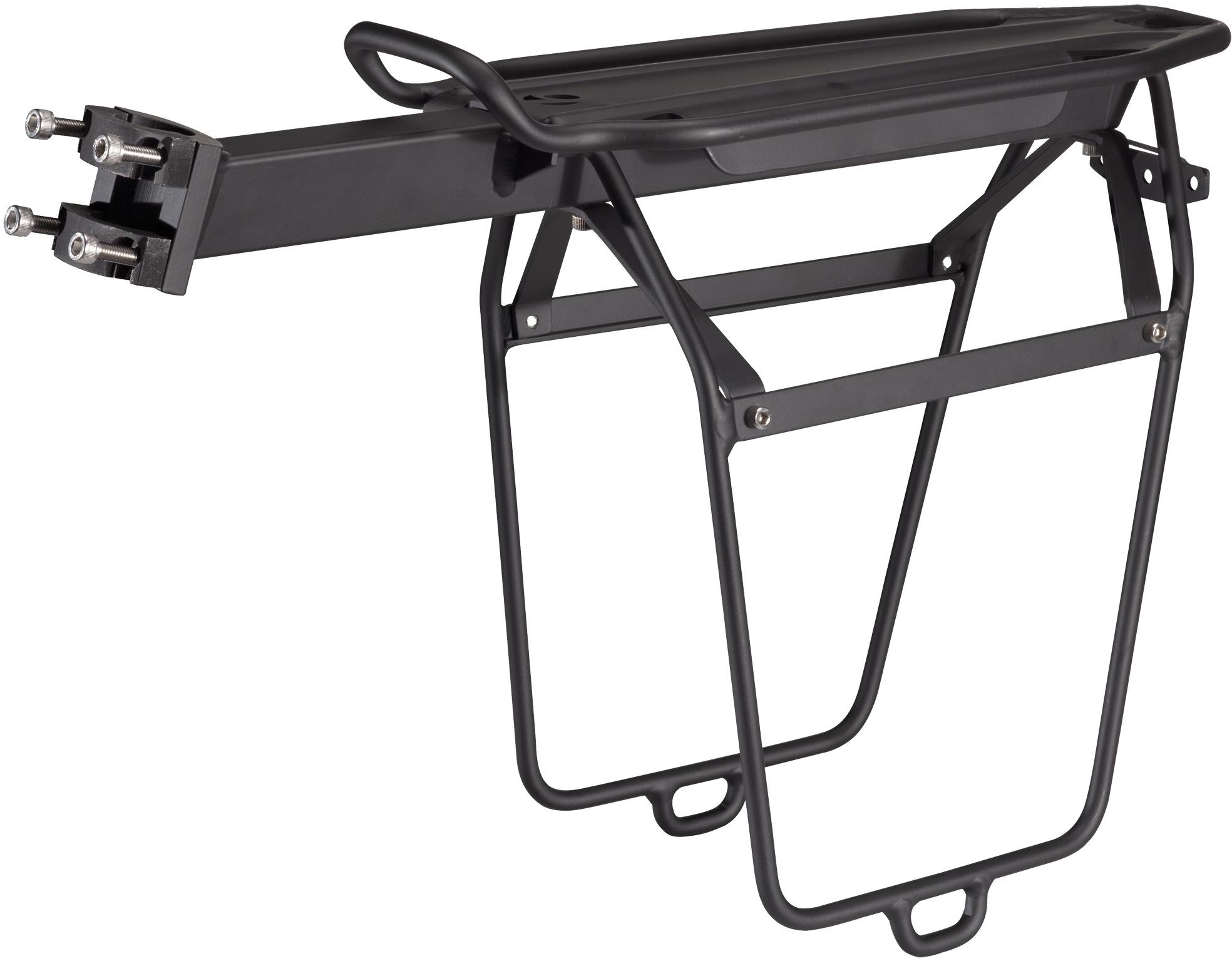 Bontrager Seatpost Rack Pannier Support Racks Bags