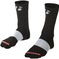 Sock Bontrager Race 5 (13Cm) Cuff Large(43-45) Black