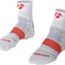 Sock Bontrager Rxl 2 1/2 43-45 Large White