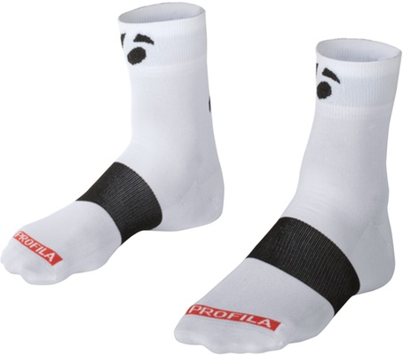 "Bontrager Race 2.5"" Cycling Sock 3-Pack"
