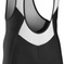 Race Road Bib Short Black/white Xl