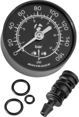 Bontrager SuperCharger Pump Gauge