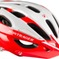 Helmet Bontrager Quantum Large Red/White