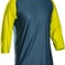 Jersey Bontrager Rhythm Tech-T 3/4 XX-Large Blue/Green