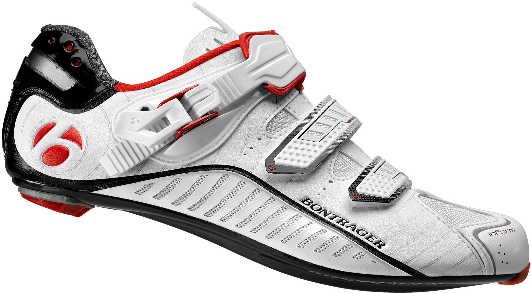 Bontrager Rxl Road Shoe White