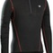 Bontrager Baselayer  B3 1/4 Zip Long Sleeve X-Small Black