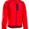 Bontrager Jacket  Race Convertible Windshell Small Red
