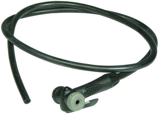 Bontrager Turbocharger MTB Auto Select Pump Head with Hose