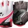 Bontrager Glove Solstice Women'S Medium White/Sorbet