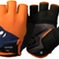 Bontrager Glove Race Gel Medium Firebrand/Fathom