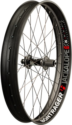 Bontrager Jackalope TLR 26 Fat Bike Wheel