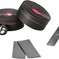 Bontrager Bar Tape Microfibre Foam Tape Flaming Rose