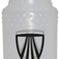 Water Bottle Trek Screwtop Silo Clear Qty