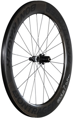 Bontrager Aeolus 7 TLR D3 Clincher Road Wheel