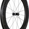 Wheel Front Bontrager Aeolus 9 TLR Clincher Black