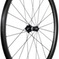 Wheel Front Bontrager Aeolus 3 TLR Disc Clincher Black