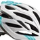 Helmet Bontrager Circuit WSD Medium White/Miami Green CE