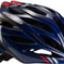 Bontrager Helmet Circuit Wsd Medium Navy/Powder/Red Ce