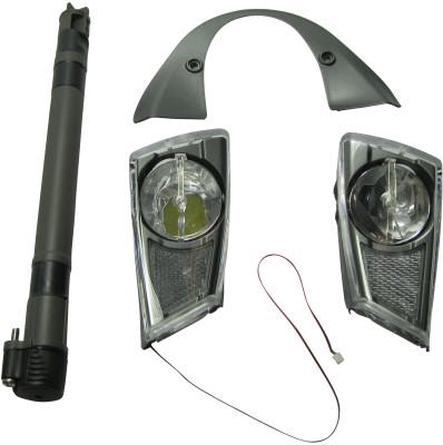 Trek Bontrager Satellite Forklight Dynamo Bike Light Kit