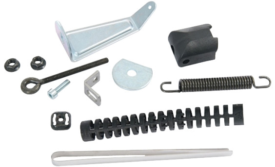 RIDE+ Extruded Rear Fender Spacer Kit