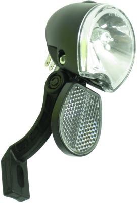 Supernova Trek Spanninga Micro LED Safestop Dynamo Front Bike Light