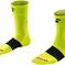"Sock Bontrager Race 5"""" (13cm) Small (36-39) Vis Yellow"