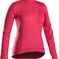 Jersey Bontrager Vella Thermal Long Sleeve Medium Sorbet