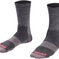 Bontrager Sock Classique 5 Medium (40-43) Smoke