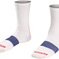 Bontrager Sock Classique 5 Medium (40-43) Crystal White
