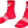 Bontrager Sock Velocis 2.5 Large (43-45) Red