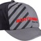Bontrager Headwear Stripe Cap Large/X-Large Black/Grey