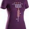Bontrager Shirt Market Bike Women'S T Small Eggplant