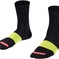 "Sock Bontrager Race 5"""" (13cm) Wool Large (43-45) Black/Smoke"