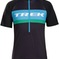 Jersey Bontrager Solstice Medium Trek Blue/Green