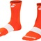 Sock Bontrager Race 2.5 Large (43-45) Tomato Orange