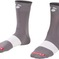Sock Bontrager Race 5 Large (43-45) Medium Grey