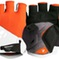Glove Bontrager Race Gel Small Orange/Teal